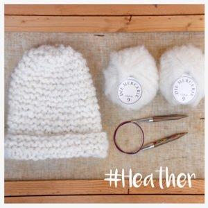 Mütze Heather